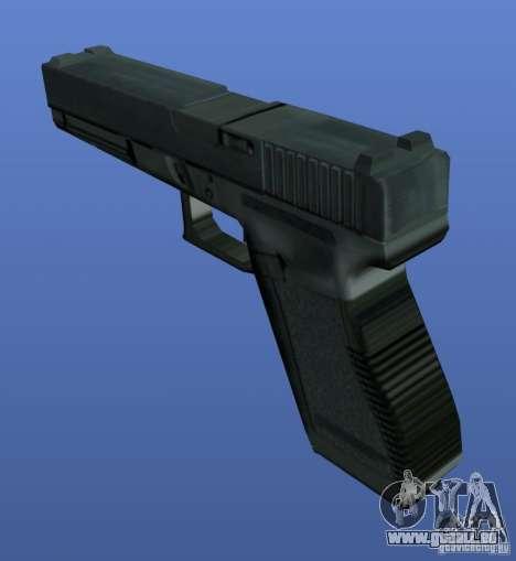Weapons Retex pour GTA 4 quatrième écran