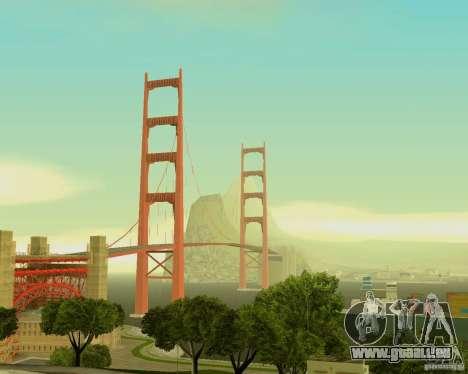 ENB SA: MP für mittelgroße laptops für GTA San Andreas
