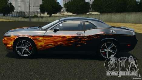 Dodge Challenger SRT8 392 2012 pour GTA 4 est une gauche