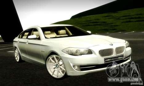 BMW 550i F10 pour GTA San Andreas