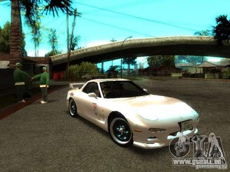 Mazda RX-7 TypeR für GTA San Andreas