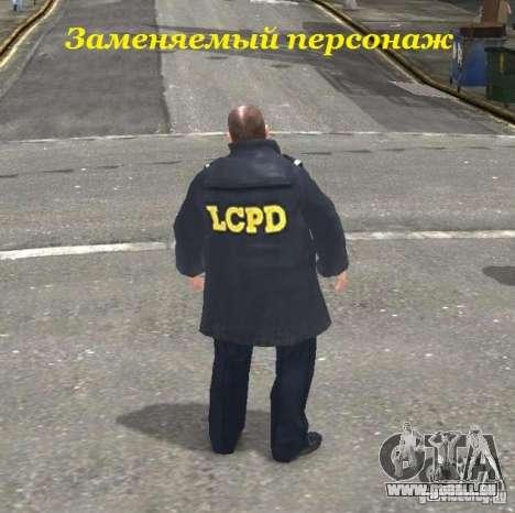 Ultimate NYPD Uniforms mod für GTA 4 Zehntel Screenshot