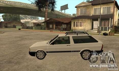 VW Parati GLS 1989 für GTA San Andreas linke Ansicht