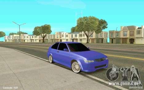 Lada 2112 Coupe pour GTA San Andreas