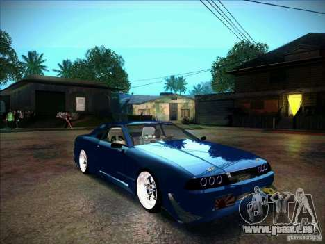 Elegy JDM Tuned pour GTA San Andreas vue de droite