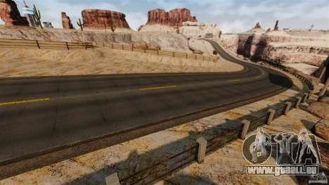 Ambush Canyon für GTA 4 achten Screenshot