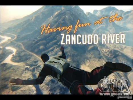 Videoskrinšoty von GTA V für GTA San Andreas zweiten Screenshot