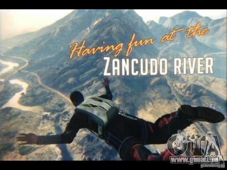 Videoskrinšoty de GTA V pour GTA San Andreas deuxième écran
