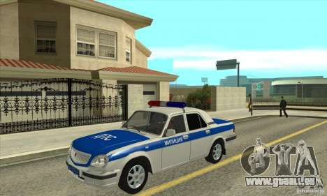 GAZ 31105 Volga DPS pour GTA San Andreas