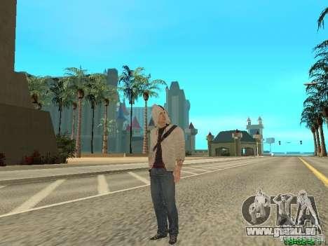 Desmond Miles pour GTA San Andreas