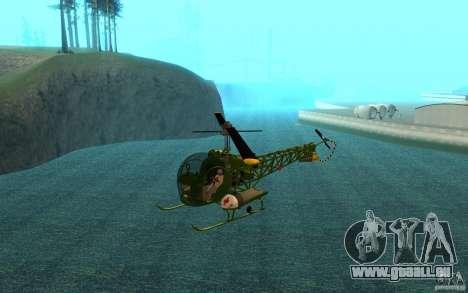 Bell H13 für GTA San Andreas