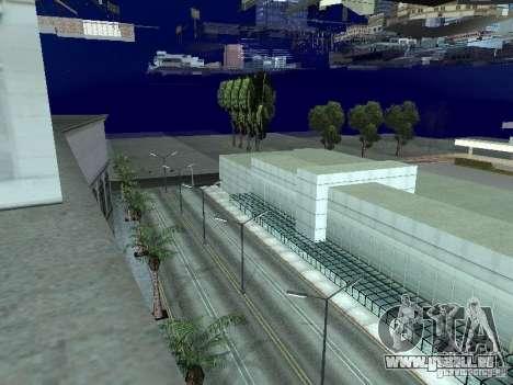 Greatland-Grèjtlènd v0.1 pour GTA San Andreas douzième écran