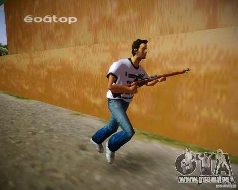 Mosin-Nagant für GTA Vice City zweiten Screenshot