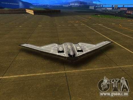 B2 Spirit für GTA San Andreas
