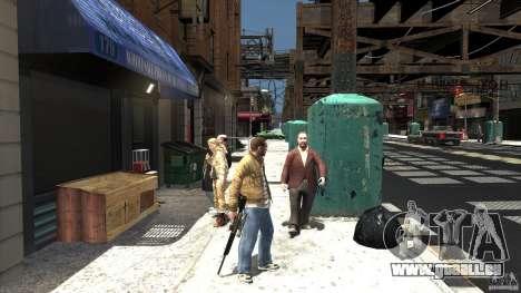 PSG1 (Heckler & Koch) für GTA 4 Sekunden Bildschirm