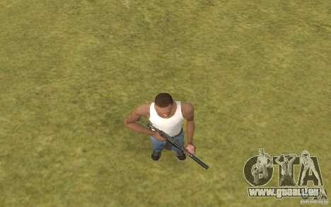 Machine spéciale arbre pour GTA San Andreas cinquième écran