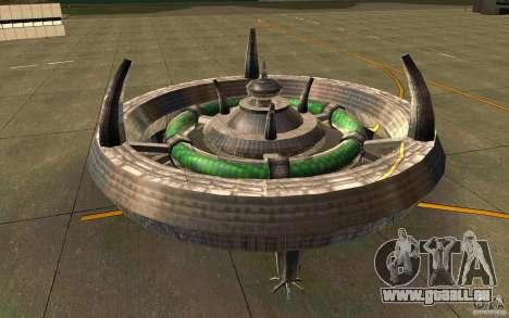 UFO hunter für GTA San Andreas
