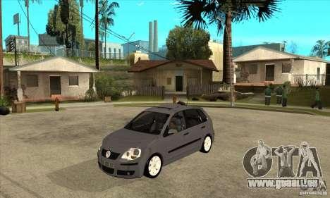 Volkswagen Polo 2008 für GTA San Andreas