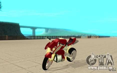 New NRG Standart version pour GTA San Andreas
