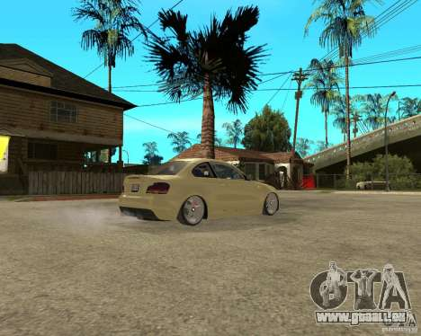 BMW 135i Coupe Stock für GTA San Andreas