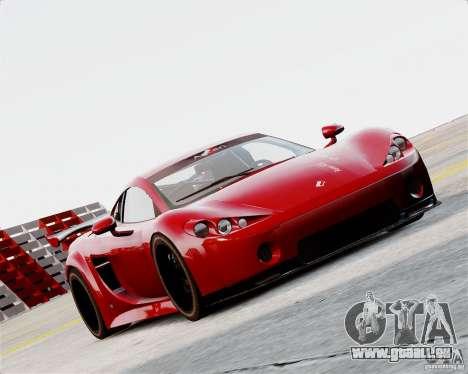 Ascari A10 2007 v2.0 pour GTA 4