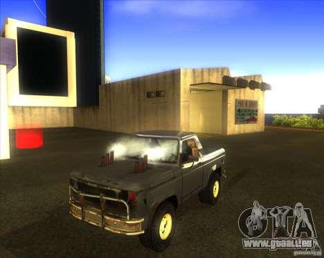 Blazer XL FlatOut2 für GTA San Andreas