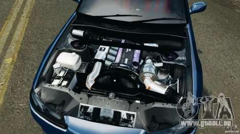 Nissan Silvia S15 JDM pour GTA 4 est un côté