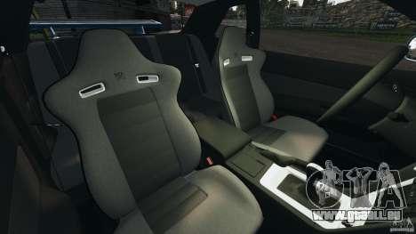 Nissan Skyline GT-R R34 2002 v1.0 pour GTA 4 est une vue de l'intérieur