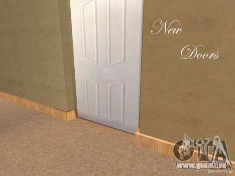 CJ Total House Remodel V 2.0 pour GTA San Andreas quatrième écran