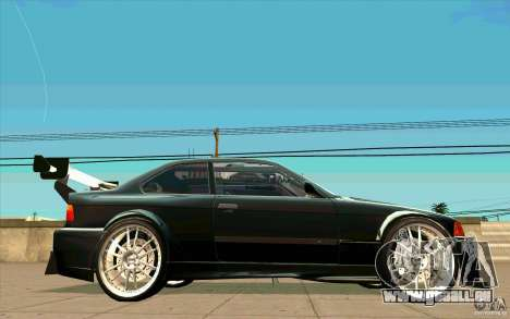 NFS:MW Wheel Pack für GTA San Andreas sechsten Screenshot