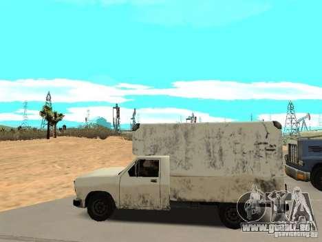 New Benson pour GTA San Andreas laissé vue