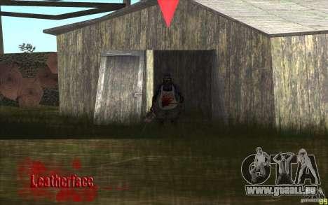 Mystische Kreaturen für GTA San Andreas achten Screenshot