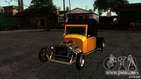 Ford T 1927 Hot Rod für GTA San Andreas