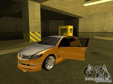 GTAIV Schafter Modded pour GTA San Andreas