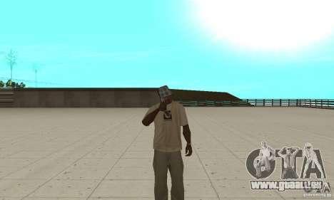 VIP TAXI pour GTA San Andreas