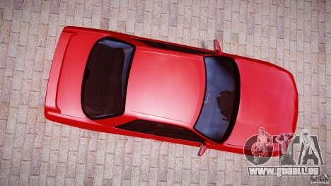 Nissan Skyline R32 GTS-t 1989 [Final] pour GTA 4 est un droit