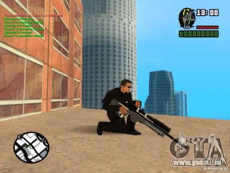 Gun Pack by MrWexler666 pour GTA San Andreas cinquième écran