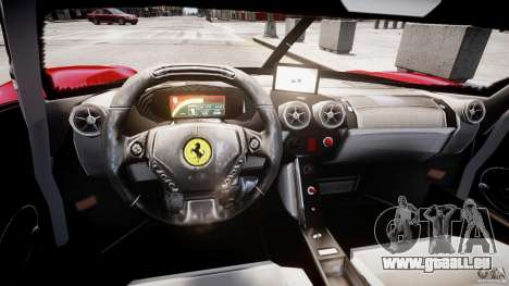 Ferrari FXX für GTA 4 rechte Ansicht