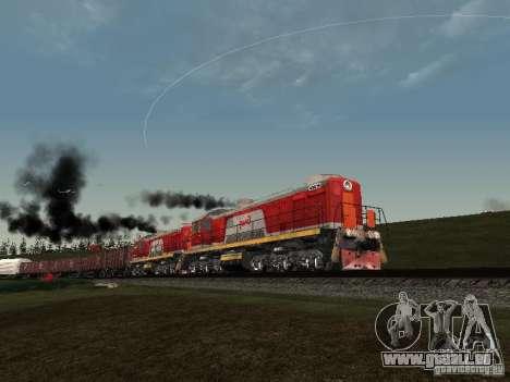 Tem2-6883 RZD pour GTA San Andreas vue de côté