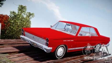 Ford Mercury Comet 1965 [Final] pour GTA 4