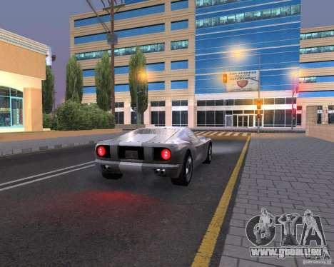 ENBSeries für schwache PC für GTA San Andreas dritten Screenshot