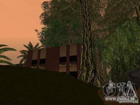 Das Geheimnis der tropischen Inseln für GTA San Andreas siebten Screenshot