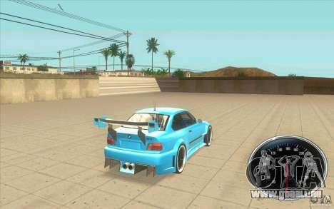 Speedometer v2 für GTA San Andreas