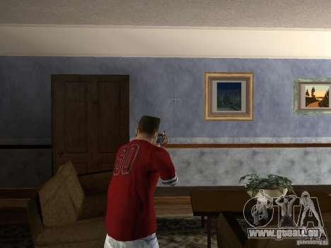 AK HD pour GTA San Andreas quatrième écran