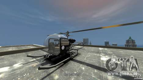 Sparrow Hilator pour GTA 4