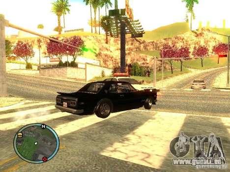 Nissan Skyline 2000 GT-R für GTA San Andreas rechten Ansicht