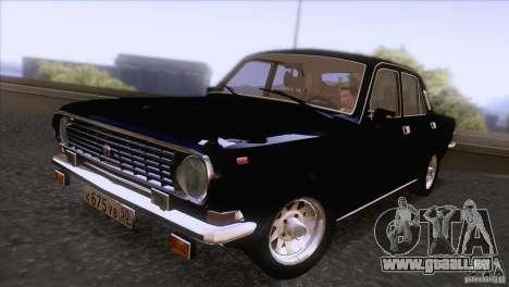 Volga GAZ 24-10 für GTA San Andreas