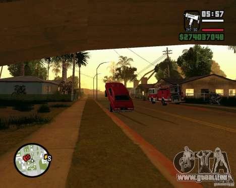 Dragger für GTA San Andreas zweiten Screenshot