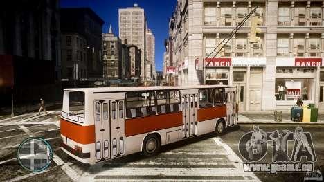 IKARUS 260 für GTA 4 linke Ansicht