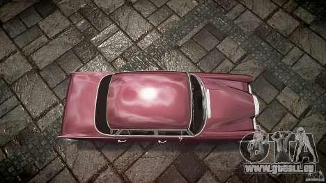 Mercedes Benz W111 Final für GTA 4 rechte Ansicht